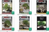 مجموعه کتب و مجلات بونسای سری دوم