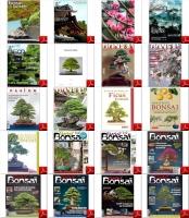 مجموعه کتاب و مجلات بنسای
